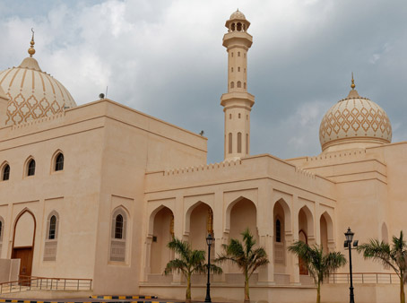 Specialised Engineering LLC Sultanate of Oman | Mosque Projects